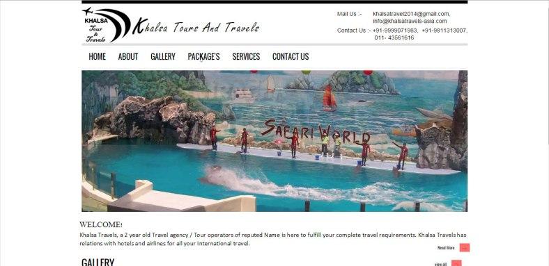 khalsatravels-asia.com