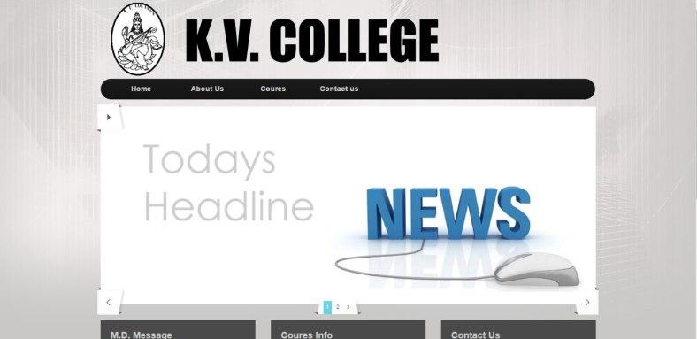 kvcollege.org