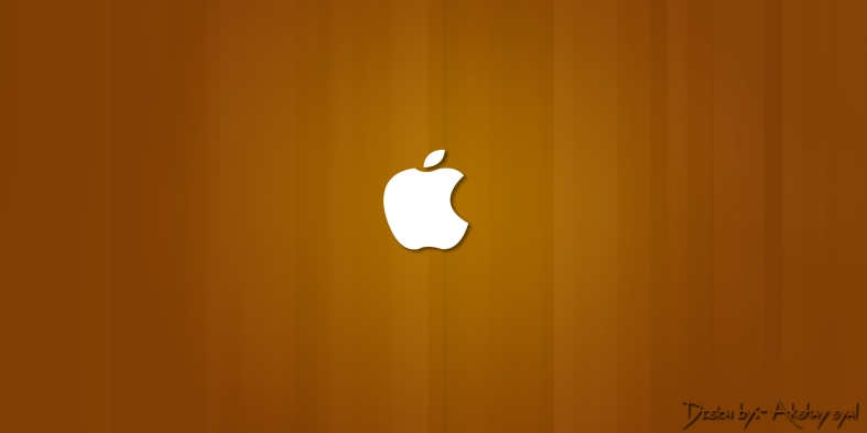 Apple wallpaper | Akshay Syal
