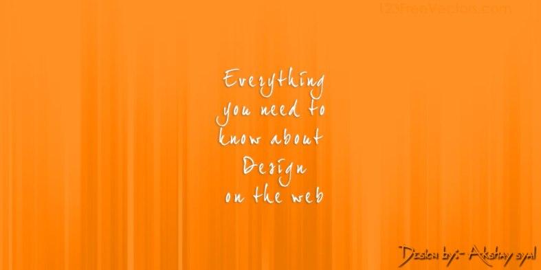 akshaysyal, akki syal, akshay syal choudhary, akshay akki, akshay syal design, akshay text name, akshay design latest work,akki syal demo design, everything-you-need-to-know-about-design-on-web, Everything you need to know about design on web
