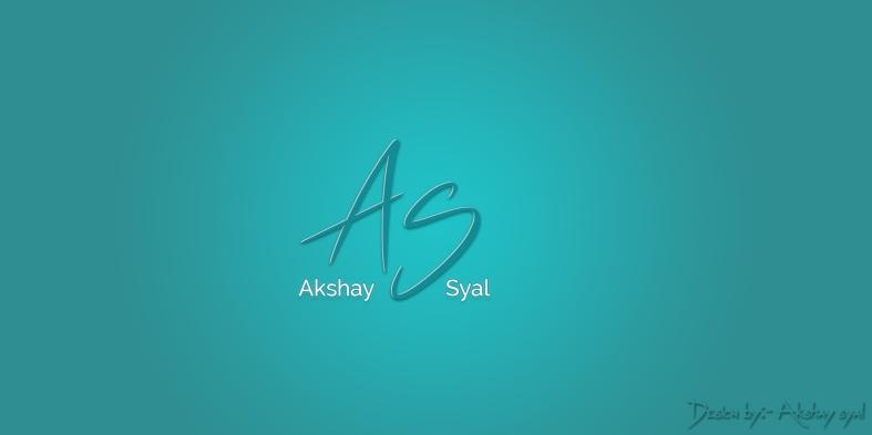 akshaysyal, akki syal, akshay syal choudhary, akshay akki, akshay syal design, akshay text name, akshay design latest work,akki syal demo design, as akshay syal
