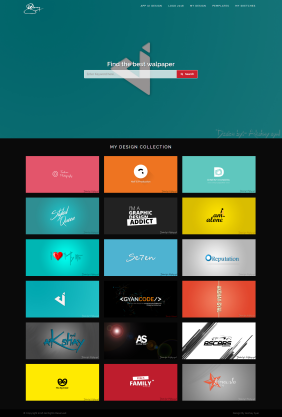 akshay website design template, our blog