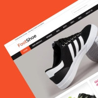 Footshoe Ecommerce Template