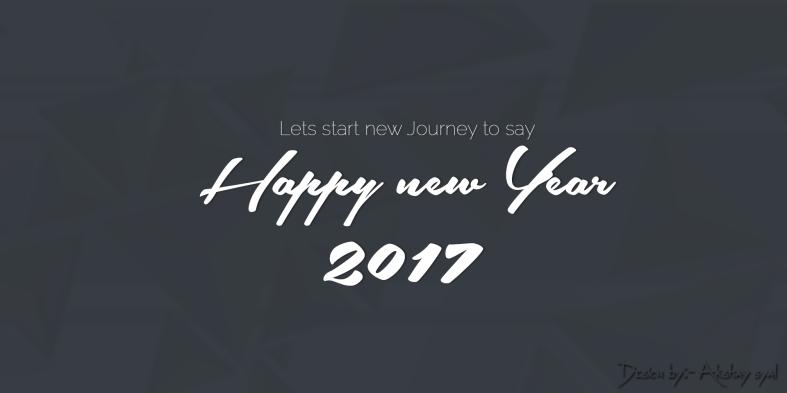 akshaysyal, akki syal, akshay syal choudhary, akshay akki, akshay syal design, akshay text name, akshay design latest work,akki syal demo design, Happy New Year 2017