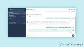 Chat Design UI 2