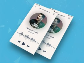 Offical Music Player UI Thumb