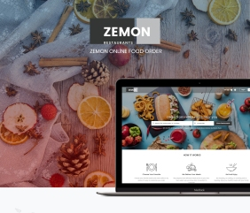 Zemon Online Food Order