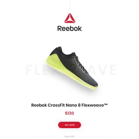 Reebok Digital Post