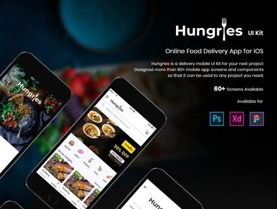 Hungires UI Kit
